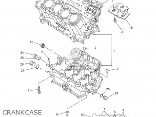 Yamaha YZF-R1 2000 5JJ1 GREECE 105JJ-300E2 parts lists and