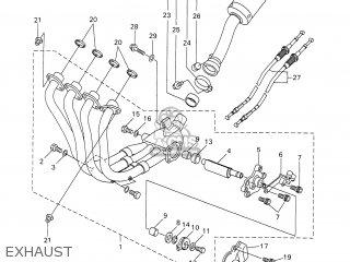 Yamaha YZF-R1 2001 5JJ8 AUSTRIA 115JJ-300E1 parts lists