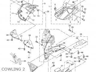 Yamaha Yzf-r1 2001 5jj8 Germany 115jj-332g1 parts list