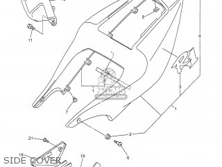 Yamaha YZF-R1 2001 5JJ8 ITALY 115JJ-300E1 parts lists and