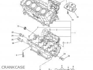 Yamaha YZF-R1 2002 5PW1 AUSTRIA 1A5PW-300E4 parts lists