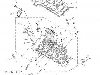 Yamaha YZF-R1 2002 5PW1 HOLLAND 1A5PW-300E4 parts lists