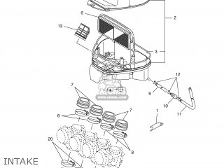 Yamaha Yzf-r1 2002 5pw1 Holland 1a5pw-300e4 parts list