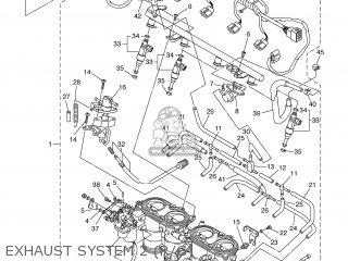 Yamaha YZF-R1 2006 5VYR SPAIN 1E5VY-352S1 parts lists and