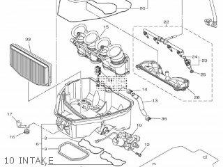 Yamaha Yzf-r1 2013 1kbt Europe 1m1kb-300e1 parts list
