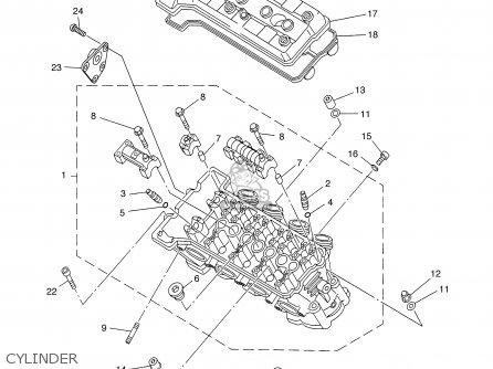 Yamaha YZF-R1-L/S,R1-B,R1C-L/S,R1C-B 2003 (3) USA
