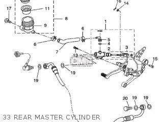 Yamaha YZF-R125 2009 5D75 EUROPE 1H5D7-300EA parts lists