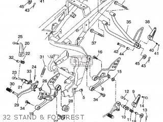 Yamaha YZF-R125 2012 5D79 EUROPE 1L5D7-300E3 parts lists