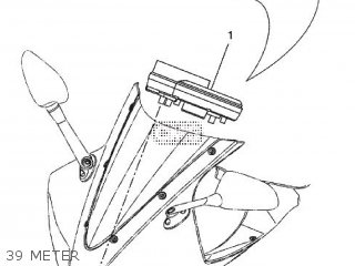 Yamaha YZF-R125 2012 5D7B EUROPE 1L5D7-300EB parts lists