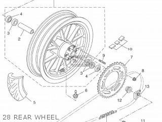 Yamaha YZF-R125 R125 2014 5D78 EUROPE 1N5D7-300E3 parts