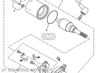 Yamaha YZF-R125 R125 2014 5D7K EUROPE 1N5D7-300EC parts