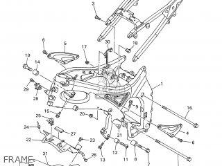 Yamaha YZF-R6 2000 5EB5 HOLLAND 105EB-300E3 parts lists