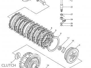 Yamaha YZF-R6 2000 5EB5 ITALY 105EB-300E3 parts lists and