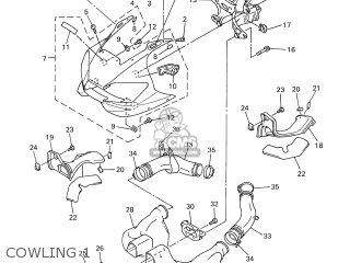 Yamaha Yzf-r6 2000 5eb5 Portugal 105eb-300e3 parts list