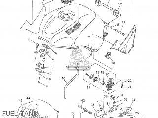 Yamaha YZF-R6 2002 5MTB HOLLAND 1A5MT-300E3 parts lists