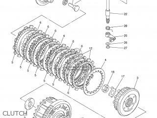 Yamaha YZF-R6 2003 5SL1 HOLLAND 1B5SL-300E2 parts lists