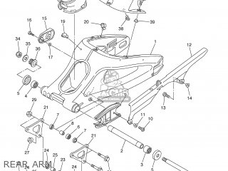 Yamaha YZF-R6 2003 5SL1 NORWAY 1B5SL-300E4 parts lists and