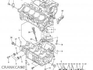 Yamaha YZF-R6 2003 5SL1 SWEDEN 1B5SL-300E4 parts lists and