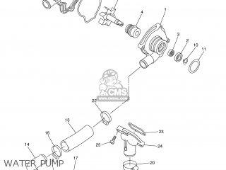 Yamaha YZF-R6 2003 5SL2 FRANCE 1B5SL-351F2 parts lists and