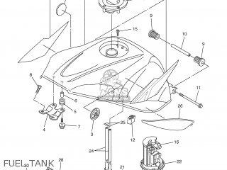 Yamaha YZF-R6 2004 5SLB BELGIUM 1C5SL-300E3 parts lists