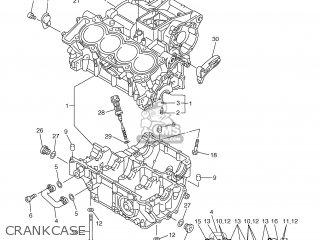 Yamaha YZF-R6 2004 5SLB HOLLAND 1C5SL-300E3 parts lists