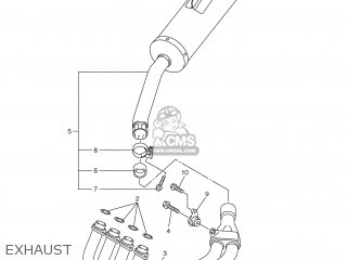 Yamaha YZF-R6 2004 5SLB ITALY 1C5SL-300E3 parts lists and