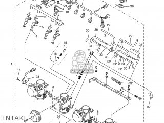 Yamaha YZF-R6 2004 5SLC FRANCE 1C5SL-351F3 parts lists and