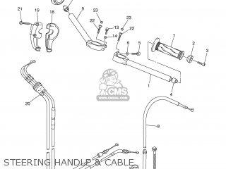 Yamaha YZF-R6 2006 2C01 EUROPE 1E2C0-300E1 parts lists and