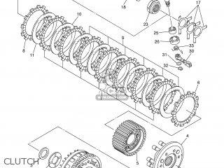 Yamaha Yzf-r6 2006 2c02 Belgium 1e2c0-300e1 parts list
