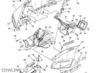 Yamaha YZF-R6 2007 2C0B EUROPE 1F2C0-300E1 parts lists and
