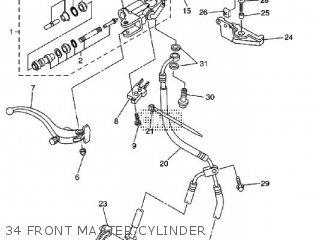 Yamaha YZF-R6 2010 13SL EUROPE 1J13S-300E1 parts lists and