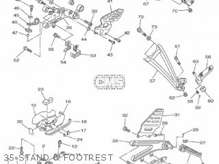 Yamaha YZF-R6 2012 1JSG EUROPE 1L1JS-300E1 parts lists and