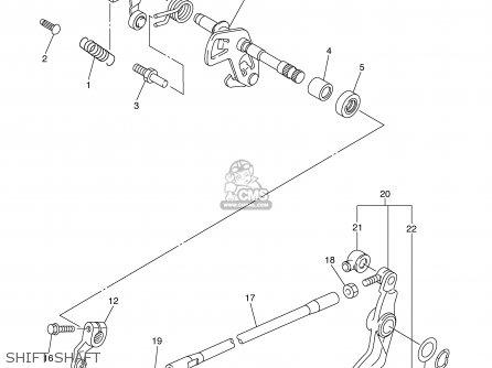 Yamaha Yzf-r6r/rc 2003 parts list partsmanual partsfiche