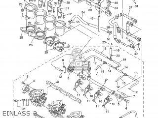 Yamaha YZF-R7 1999 5FL1 GERMANY 195FL-332G2 parts lists