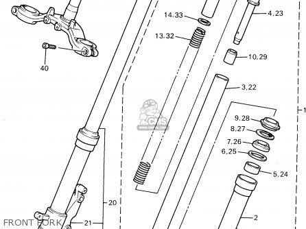 Yamaha Yzf600r 1995 (s) Usa parts list partsmanual partsfiche