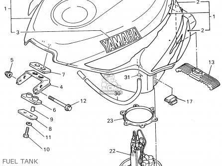 Wiring Diagram Yamaha Yz450f. Diagram. Auto Wiring Diagram