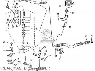 Yamaha YZF600R 1996 4TV1 EUROPE 264TV-300E2 parts lists