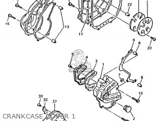 Yamaha Yzf600r 1997 4tv3 France 274tv-351f1 parts list