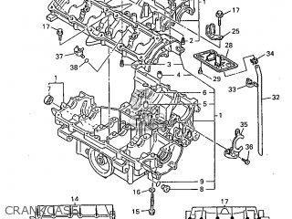 Yamaha YZF600R 1998 4TV5 DENMARK 284TV-300E1 parts lists