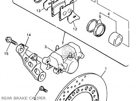 Yamaha YZF600R YZF600RC 1997 (V) USA CALIFORNIA parts