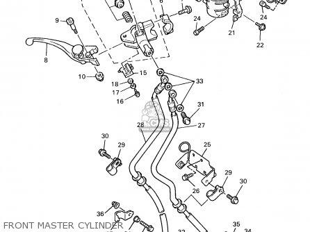 1998 Yamaha R1 Wiring Diagram