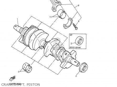 Yamaha Yzf600r Yzf600rc 2001 (1) Usa California parts list