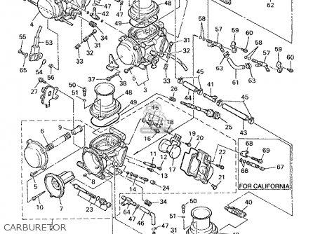 Yamaha Yzf600rr/rrc 2003 parts list partsmanual partsfiche
