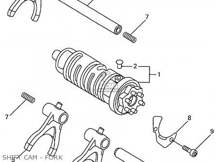 Yamaha Yzfr1 1999 (x) Usa parts list partsmanual partsfiche
