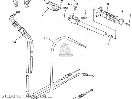 Yamaha YZFR1 YZFR1C 2001 (1) USA CALIFORNIA parts lists