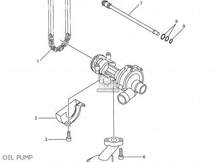 Yamaha Yzfr1 Yzfr1c 2002 (2) Usa California parts list