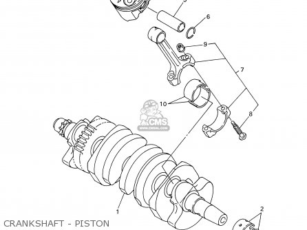 Yamaha R6 Transmission, Yamaha, Free Engine Image For User