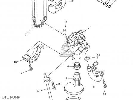 Yamaha Yzfr6 Yzfr6c 1999 (x) Usa California parts list