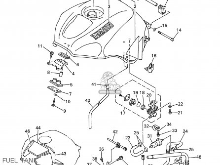 2012 Yzf R1 Wiring Diagram 2003 R1 Fuel Injection Diagram