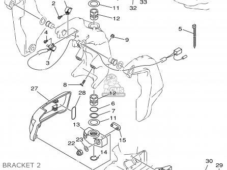 Yamaha Z150/175/200lz150/200txra/tlra 2002 parts list